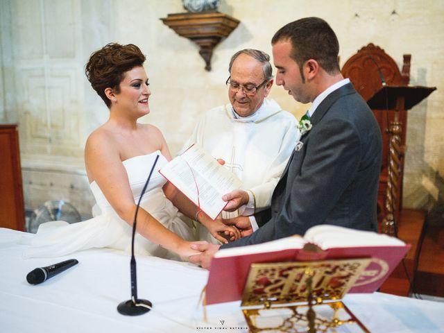 La boda de Trino y Claudia en Los Ramos, Murcia 25