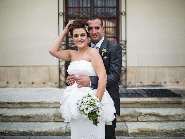 La boda de Trino y Claudia en Los Ramos, Murcia 2
