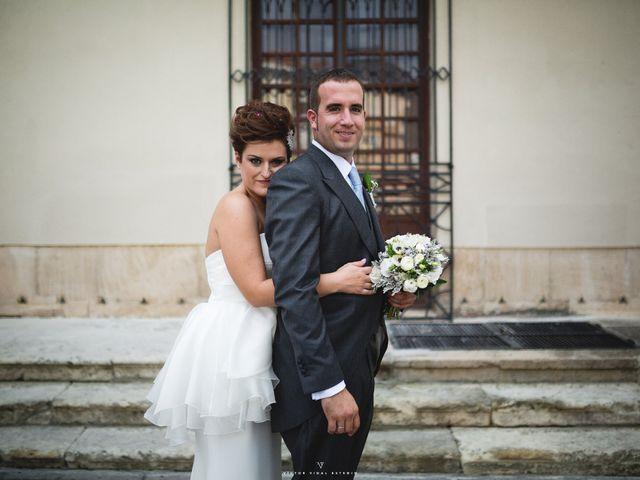 La boda de Trino y Claudia en Los Ramos, Murcia 29