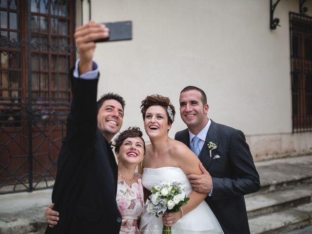 La boda de Trino y Claudia en Los Ramos, Murcia 27