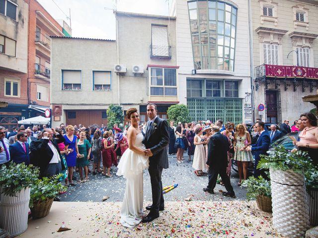 La boda de Trino y Claudia en Los Ramos, Murcia 31