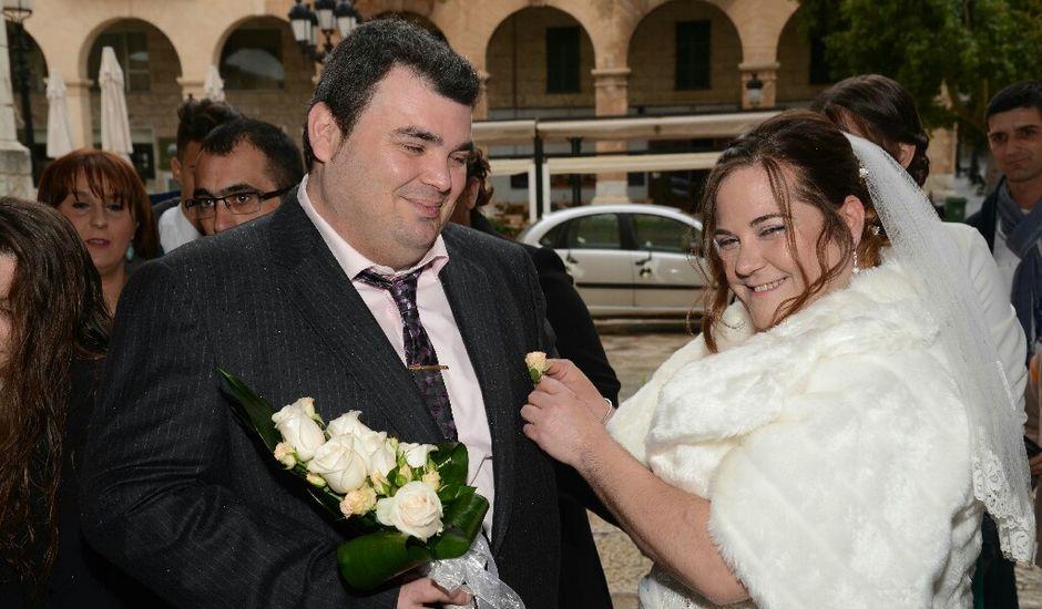 La boda de Bartolomé y Cristina  en Inca, Islas Baleares