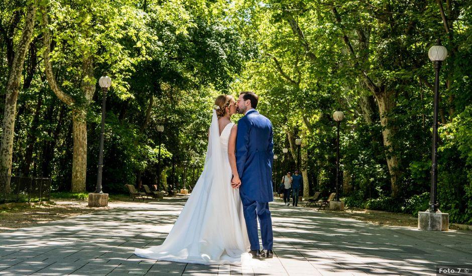 La boda de Pablo y Paloma en Valladolid, Valladolid