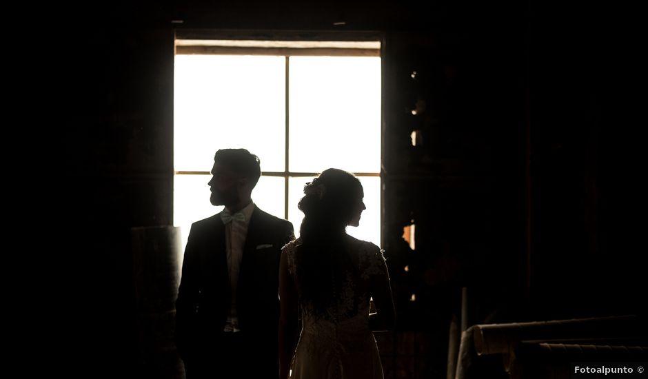 La boda de Jessica y Antonio en Otero De Herreros, Segovia