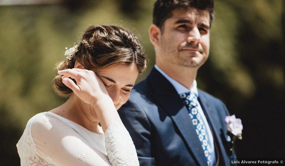 La boda de Roberto y Milagros en Torrelodones, Madrid