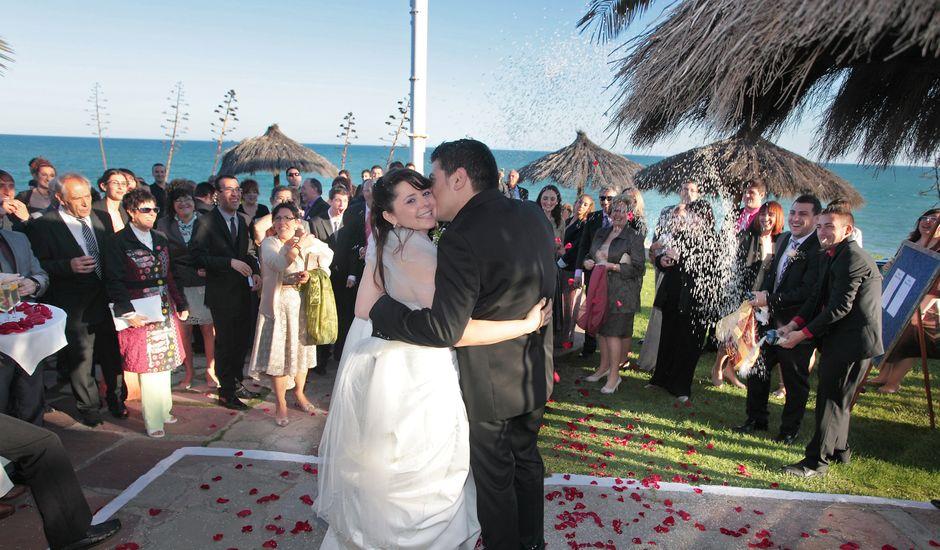 La boda de Olga y Alberto en Calafell, Tarragona