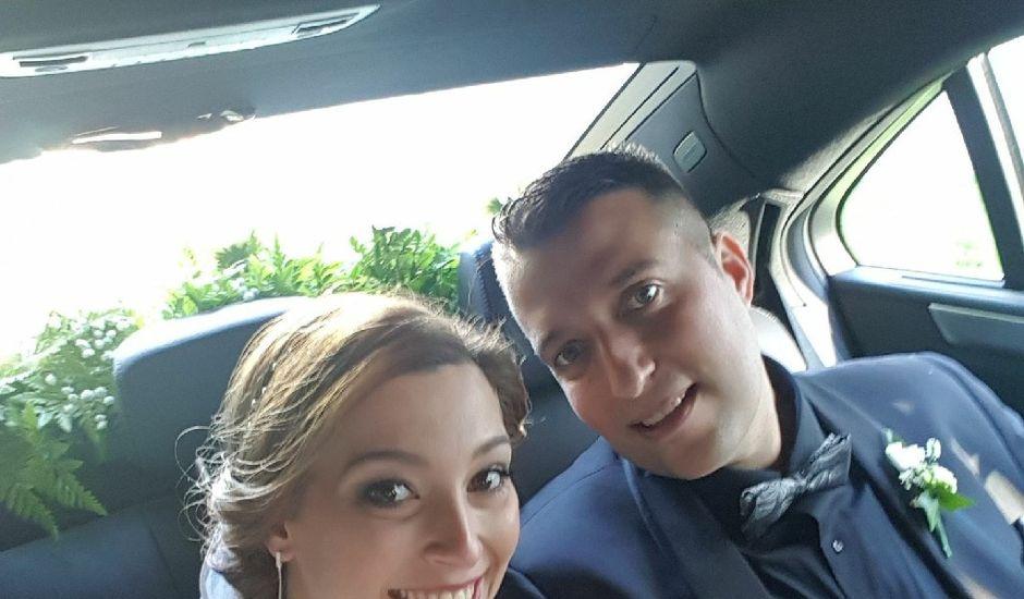 La boda de Alejandro y Jessika en A Coruña, A Coruña