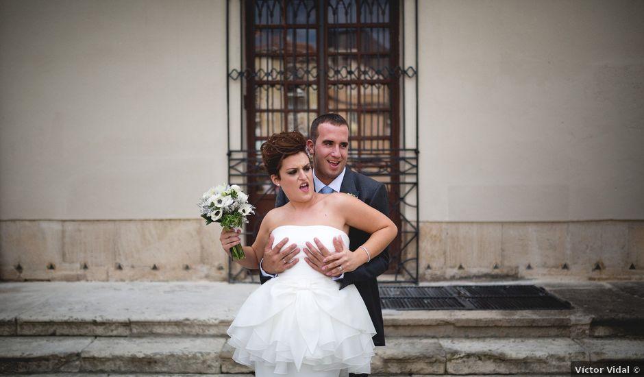 La boda de Trino y Claudia en Los Ramos, Murcia