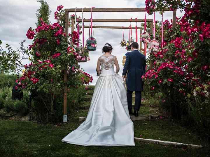 La boda de Joana y Sergio