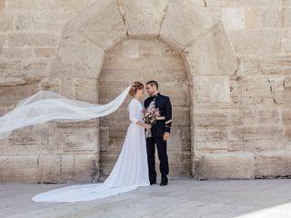 La boda de Laura y José Luis