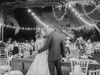 La boda de María  y Juanma