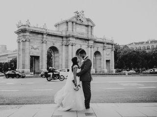 La boda de Mishel y Michael