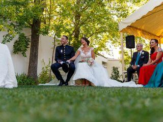 La boda de Inma y Selu