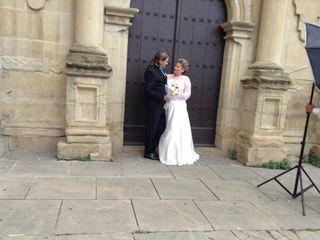 La boda de Alfonso y Kathy