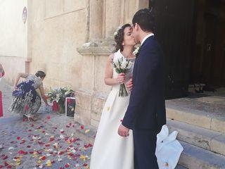 La boda de Isabel y José Ángel