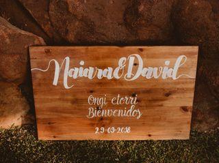 La boda de Naiara y David 1