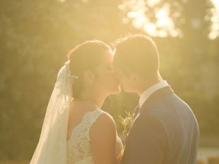 La boda de Cristina y Costel