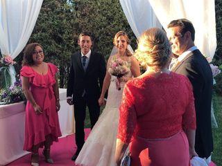 La boda de Maria y Erik