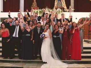 La boda de Jesica y Javier 3