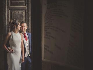 La boda de Alba y Iván
