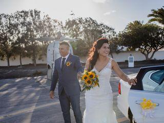 La boda de Lina y Victor