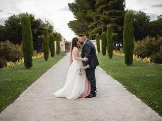 La boda de Antonio  y Jenny