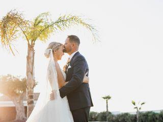 La boda de Charlotte y Djimmy