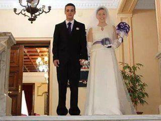 La boda de Sheila y Richard 1