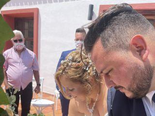 La boda de Nisamar y Marcos 1