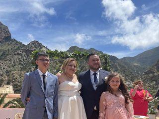 La boda de Nisamar y Marcos 2