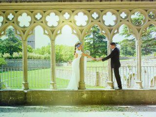 La boda de Maialen y Aaron 1