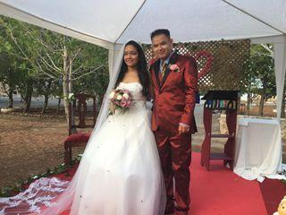 La boda de Adriana y Henry Jesús