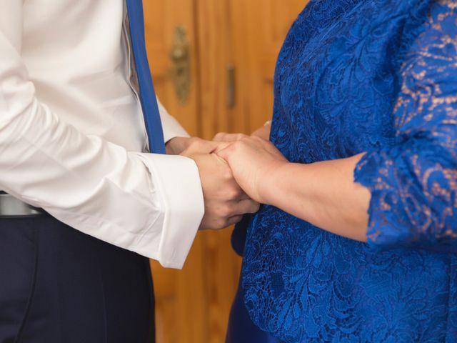 La boda de Sergio y Verónica en Ávila, Ávila 2