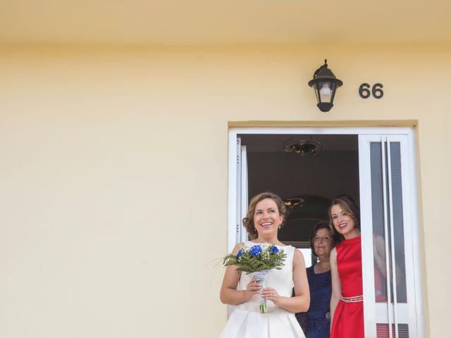 La boda de Sergio y Verónica en Ávila, Ávila 12