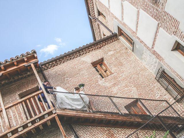 La boda de Sergio y Verónica en Ávila, Ávila 14