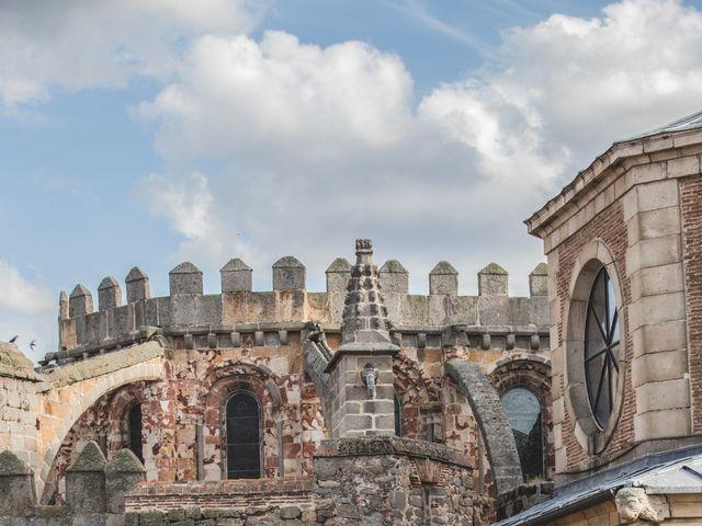 La boda de Sergio y Verónica en Ávila, Ávila 15