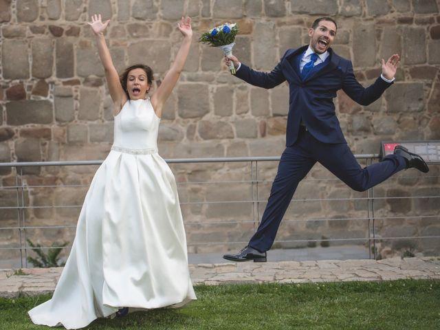 La boda de Sergio y Verónica en Ávila, Ávila 17