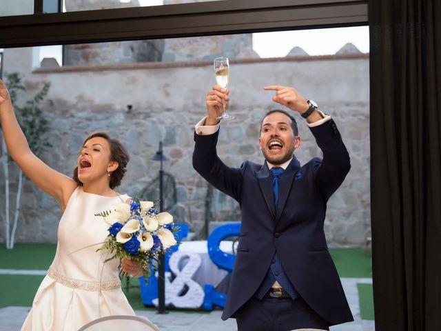 La boda de Sergio y Verónica en Ávila, Ávila 20