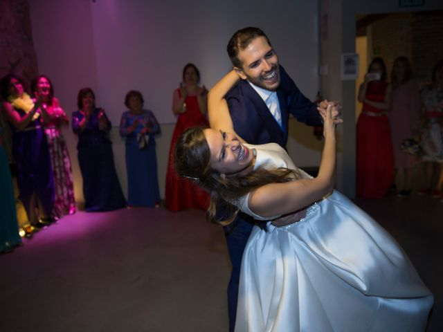 La boda de Sergio y Verónica en Ávila, Ávila 21