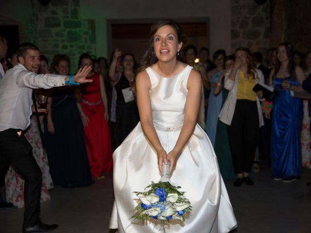 La boda de Sergio y Verónica en Ávila, Ávila 22