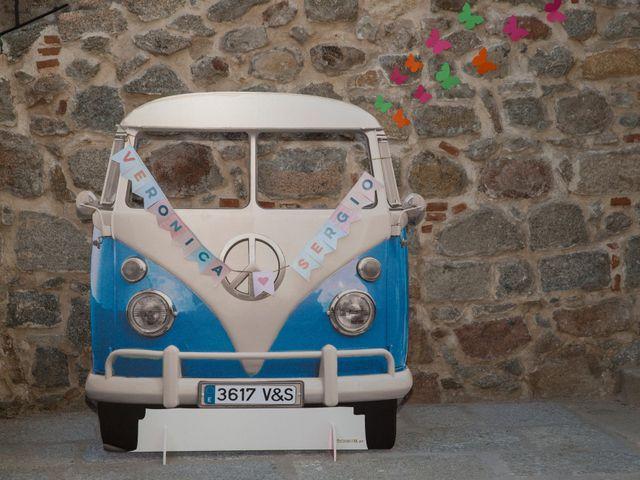 La boda de Sergio y Verónica en Ávila, Ávila 23