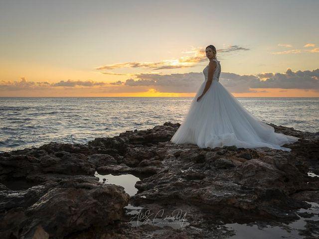 La boda de Selene y Aday en Ingenio, Las Palmas 1