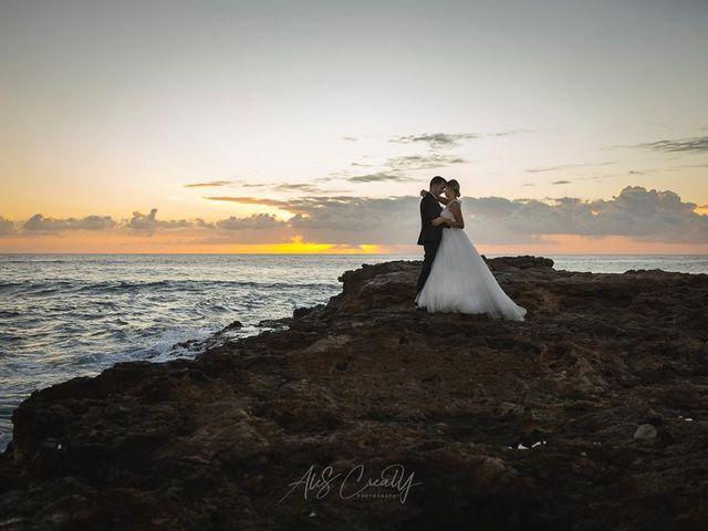 La boda de Selene y Aday en Ingenio, Las Palmas 2