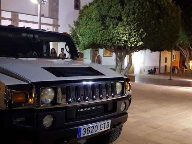 La boda de Selene y Aday en Ingenio, Las Palmas 5
