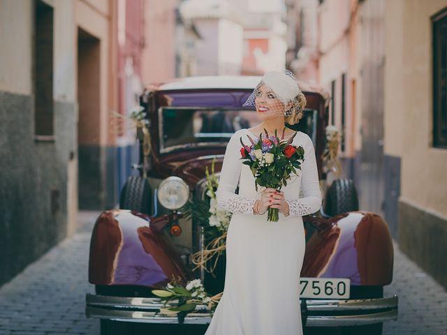 La boda de Antonio y Yolanda en Torre Pacheco, Murcia 31