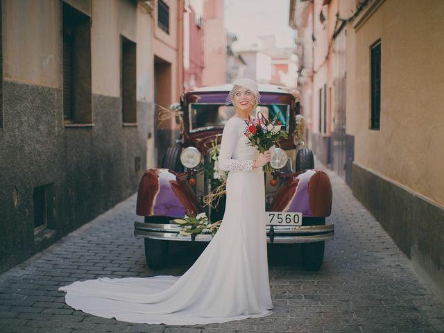 La boda de Antonio y Yolanda en Torre Pacheco, Murcia 32