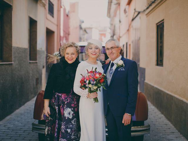 La boda de Antonio y Yolanda en Torre Pacheco, Murcia 34