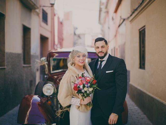 La boda de Antonio y Yolanda en Torre Pacheco, Murcia 38