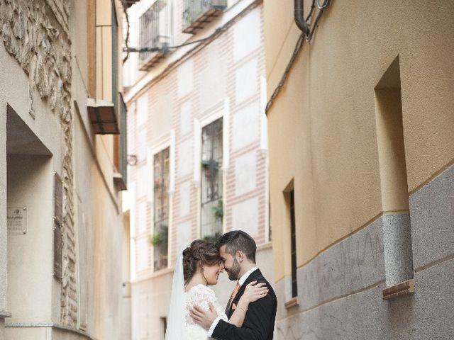 La boda de Daniel y Ester  en Toledo, Toledo 5