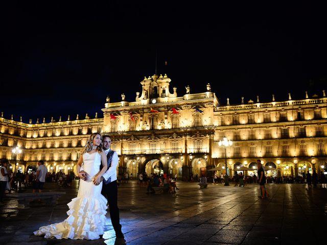 La boda de Gemma y Rubén